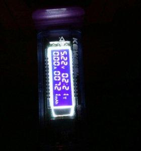 Новый Li-ion аккумулятор батарейка UltraFire 18650
