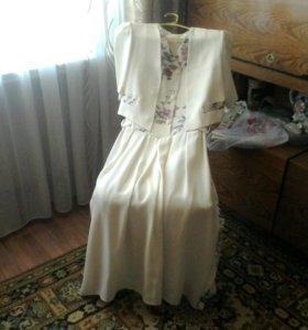Платье б\у 50 размер