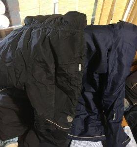 Комбинезоны и зимние штаны