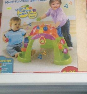 Развивающая игра для малышей.