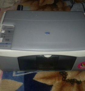 Принтер продам Hp PSC 1410
