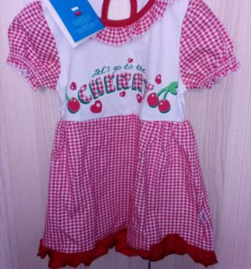 детское платье (новое)