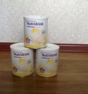 Энтеральное питание(нутризон)