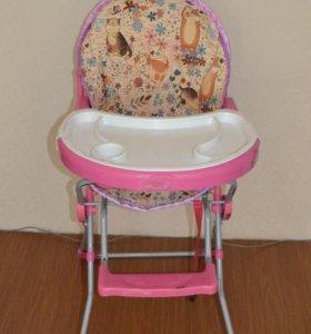 Сидение и чехол для детского стульчика