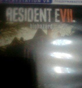 RESIDENT EVII.7