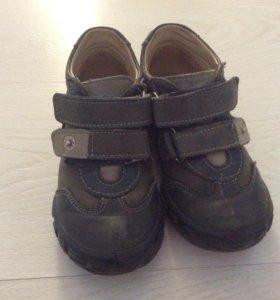 Ботинки Тотто 26 размер