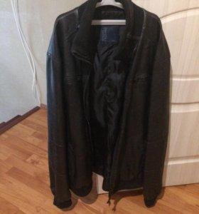 Куртка кожзам (экокожа)