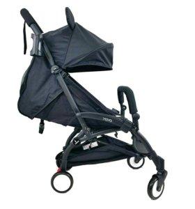 Новая коляска yoya 175° черная+доставка