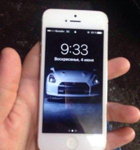 iPhone 5-16gb
