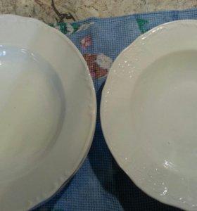 тарелки под суп-6шт