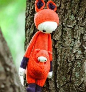 Куколка а костюме кенгуру