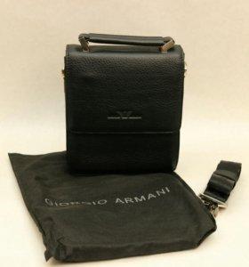 Armani сумка планшет