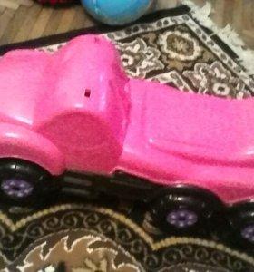 Машина детская каталка