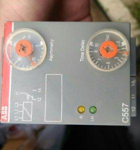 Реле контроля напряжения С557.01