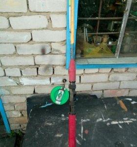 Удочка бамбук-железо 160см