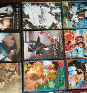 Диск DVD c кинофильмами