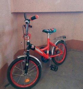 Велосипед,детский ,почти новый