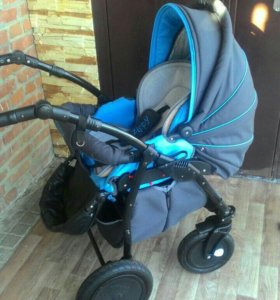Детская коляска Zippy tutis 3 в 1