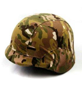 Чехол на шлем для пейнтбола.
