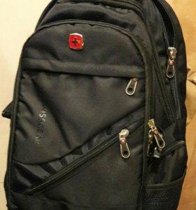 Рюкзак Swissgear. Новый + подарок