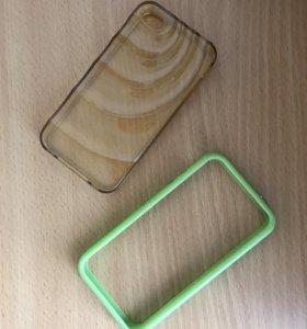 Чехол и бампер на iPhone 4/4s