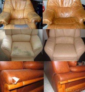 Реставрации мебели