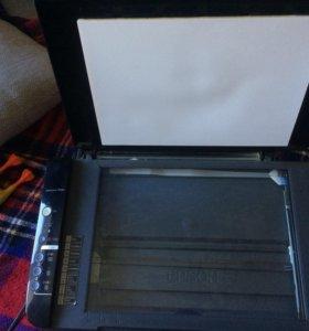 Цветной принтер epson stylus tx109
