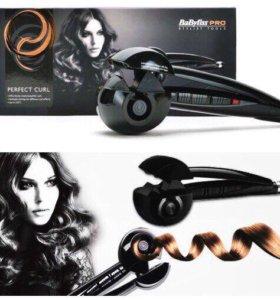 Стайлер/плойка Babyliss Pro Perfect Curl