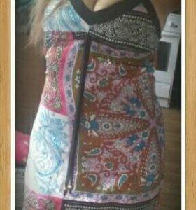 Платье  сарафан Pepe jeans