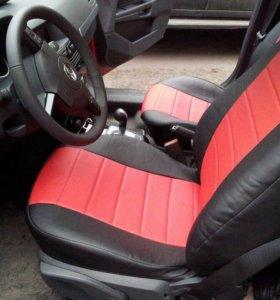 Чехлы на любое авто для Opel Astra