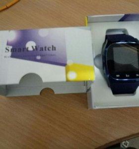 умные часы smart watch ( обмен интерисует)