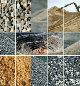 Продажа песок, щебень, отсев, пгс, глина, земля