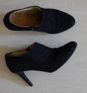 Туфли демисезонные на каблуке