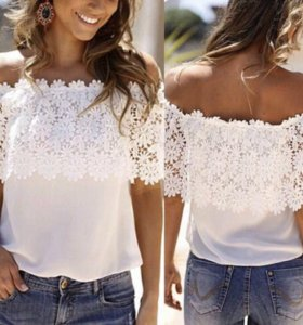 Летняя кофточка блуза