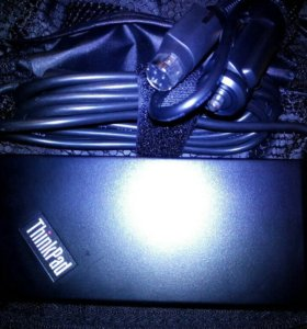 IBM Lenovo ThinkPad 72W Slim AC/DC Combo Power Ada