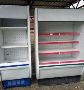 Холодильная горка (витрина)
