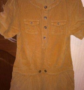 Платье на девочку 128 см