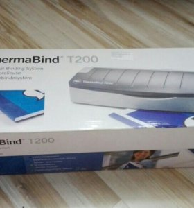 Новый Брошюровщик GBC Therma Bind T200
