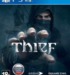 Thief PlayStation 4