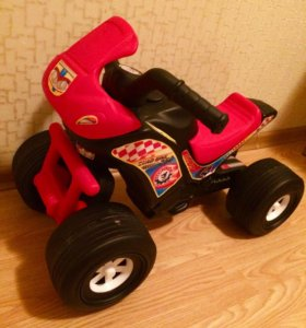 Квадроцикл детский толокар