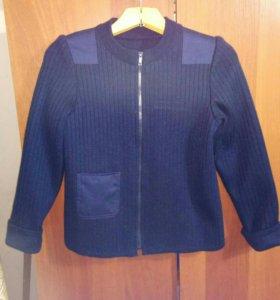 Кофта-пиджак школьная