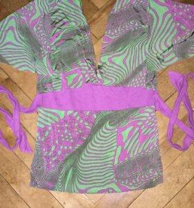 Кофта-блузка