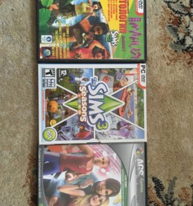 The sims 2,3