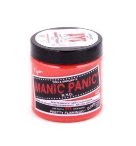 краска для волос manic panic pretty flamingo