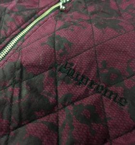 Новая куртка Supreme