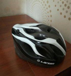 Шлем для велоспорта новый с подсветкой
