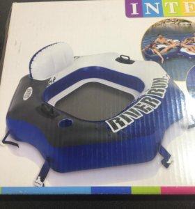 Надувное кресло INTEX Новое в коробке