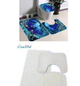 Набор для ванны и туалета
