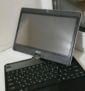 Сенсорный маленький ноутбук нетбук 11,6 Acer