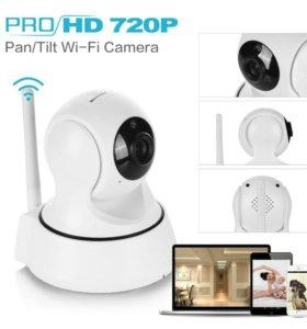 IP-Камера видеонаблюдения (Wi-Fi) Видеоняня и т. д